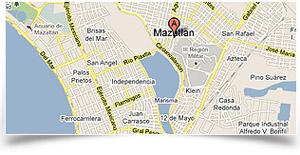 Geografía de Mazatlán
