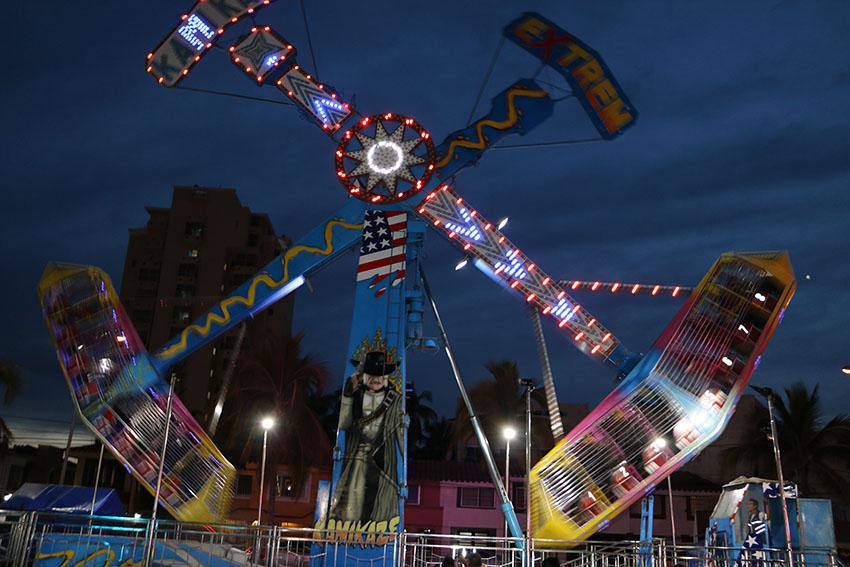 Juegos Mecanicos De Feria Mejorar La Comunicacion